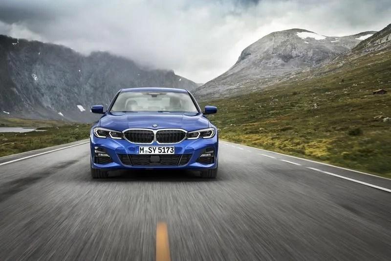 2019 BMW 3 Series Top Speed