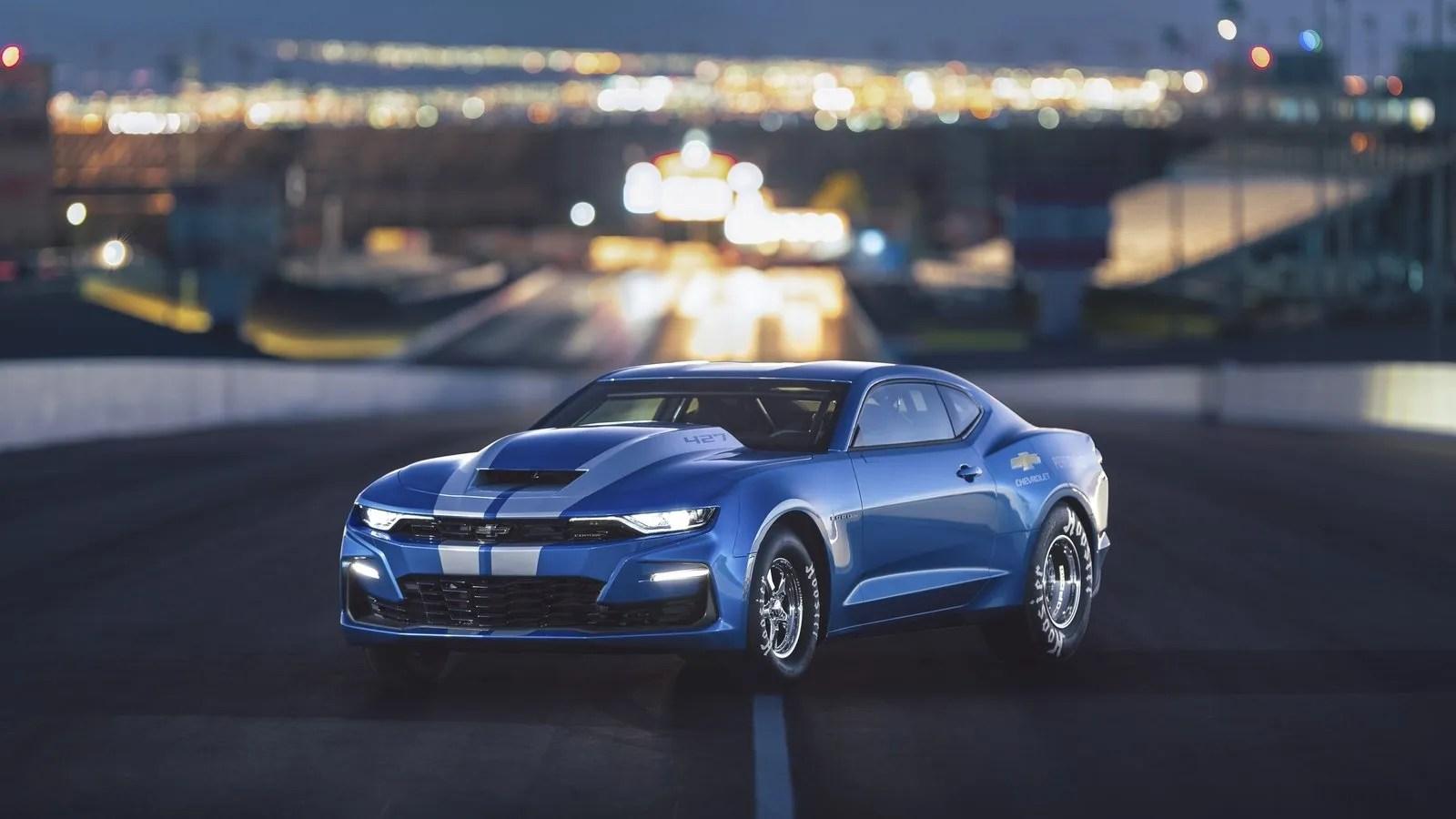 Camaro Car Wallpaper 2019 Chevrolet Copo Camaro Top Speed