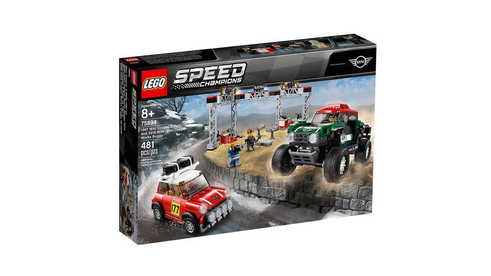 Bad Set Champ Lego 39s 2019 Speed Champions Lineup Is Loaded With Pony