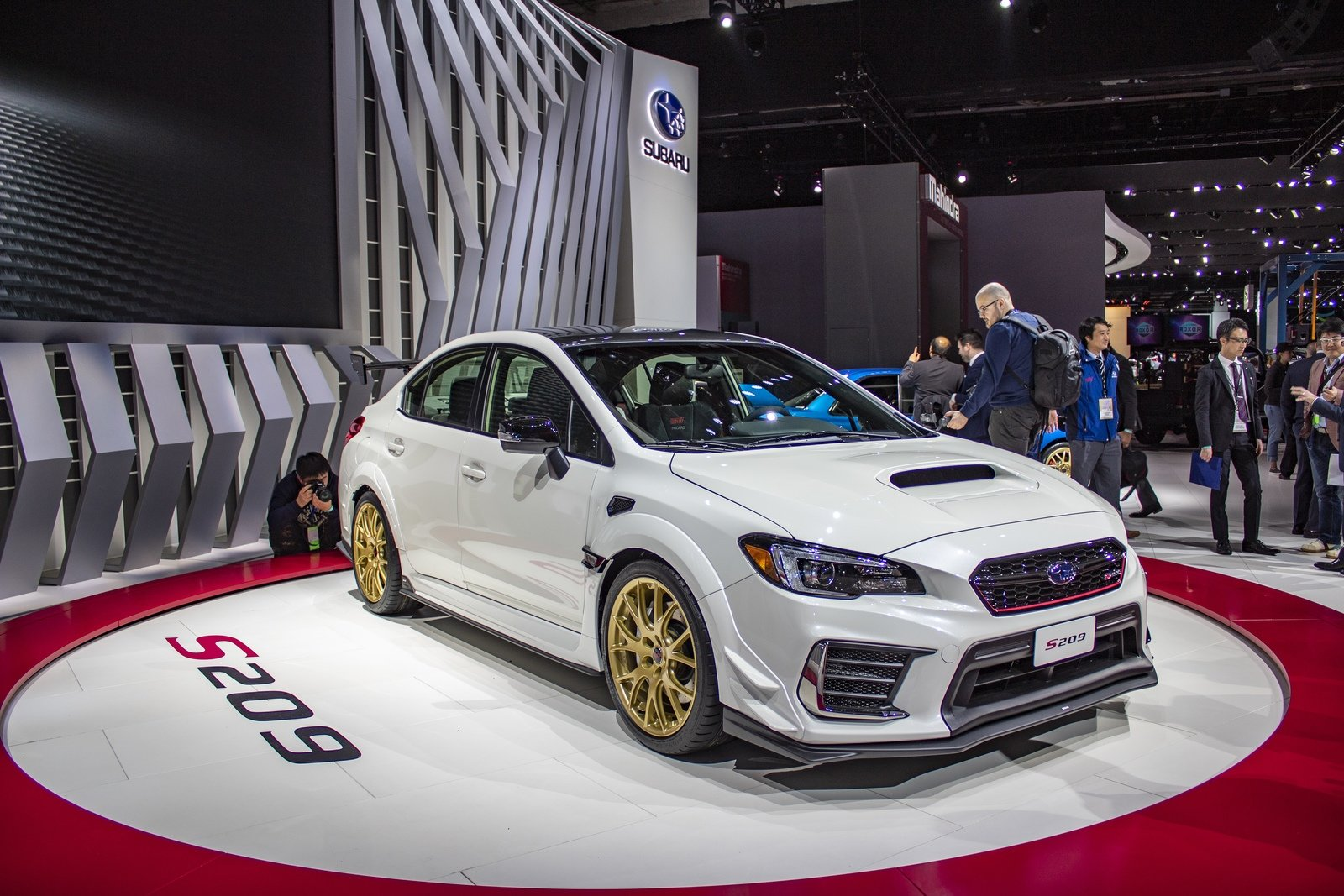 Subaru Impreza Wrx Sti Rally Car Wallpaper 2019 Subaru Wrx Sti S209 Pictures Photos Wallpapers