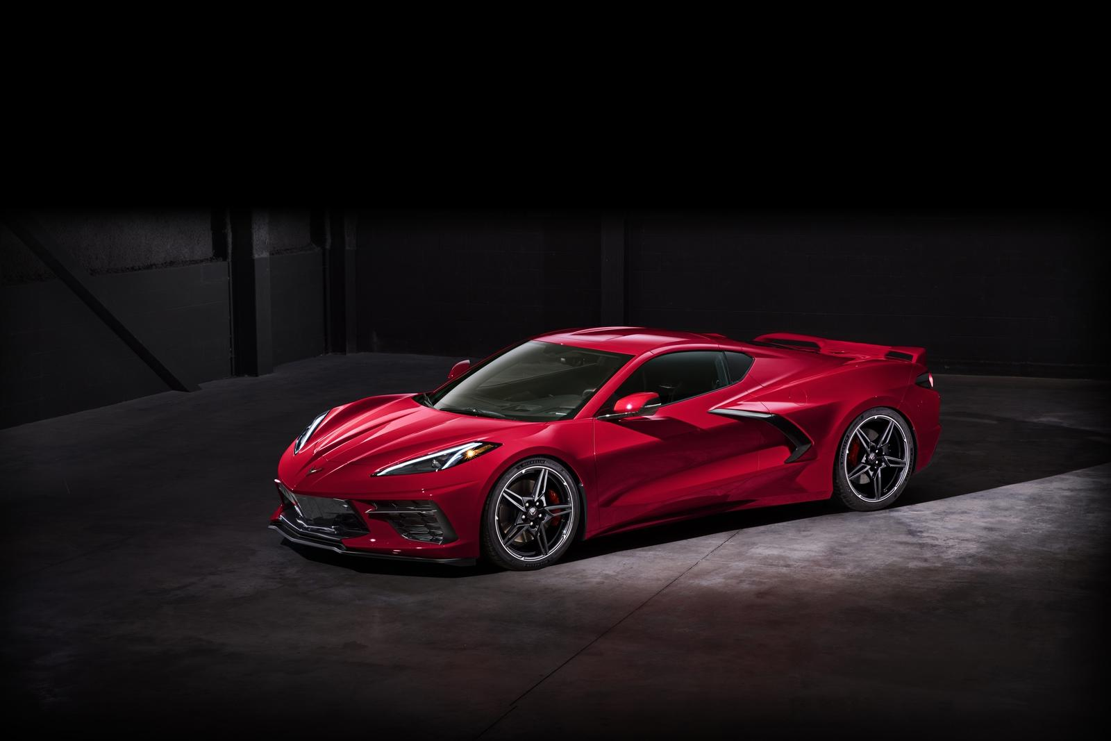 c8 corvette engine choices