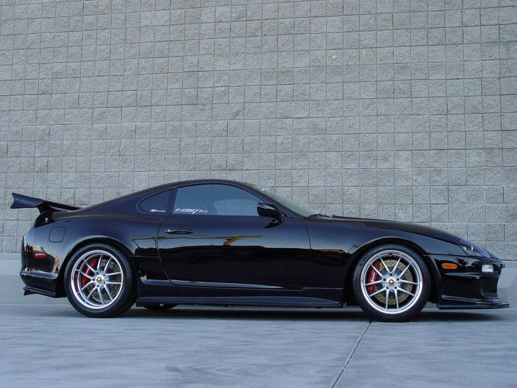 Modified Sports Car Wallpaper 1979 2002 Toyota Supra Review Top Speed