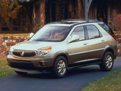 2005 Buick Rendezvous Review - Top Speed