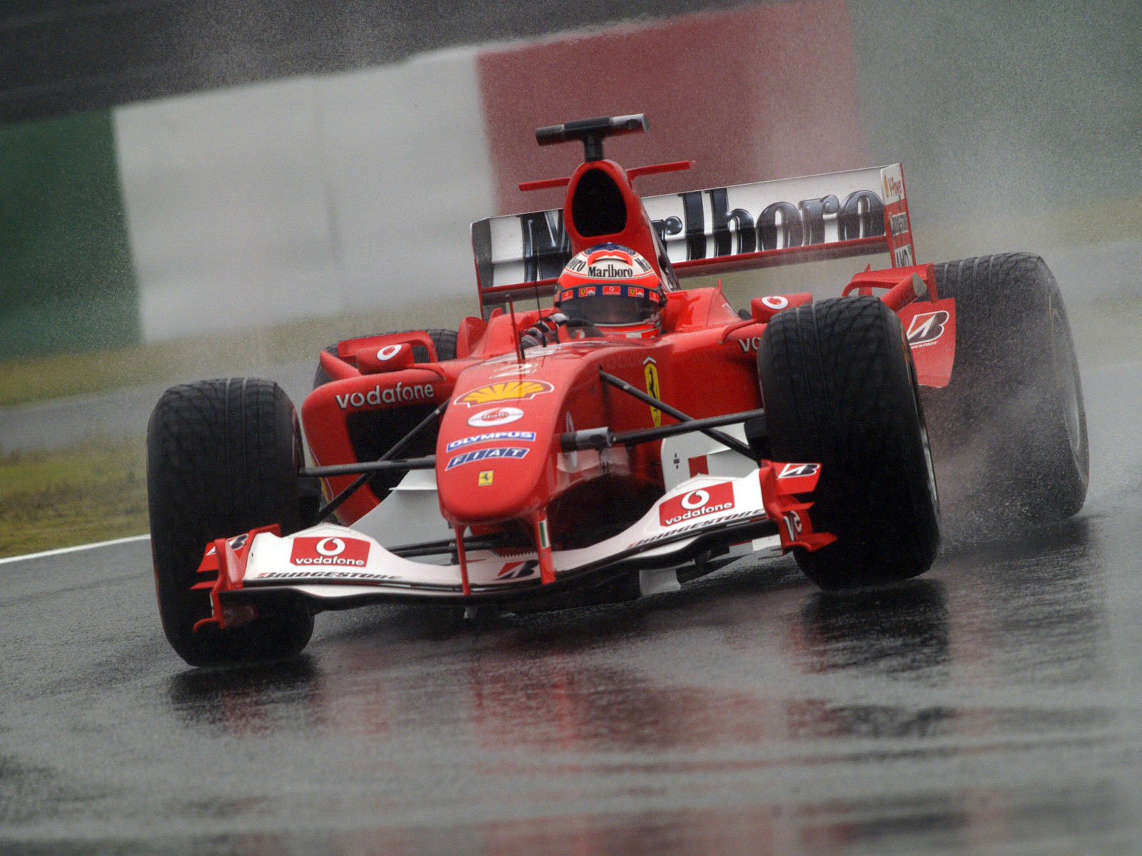 The Best Car Wallpapers In The World 2004 Ferrari F2004 Top Speed