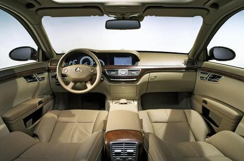 2006 Mercedes S-Class (S350/ S430/ S500/ S600) Top Speed