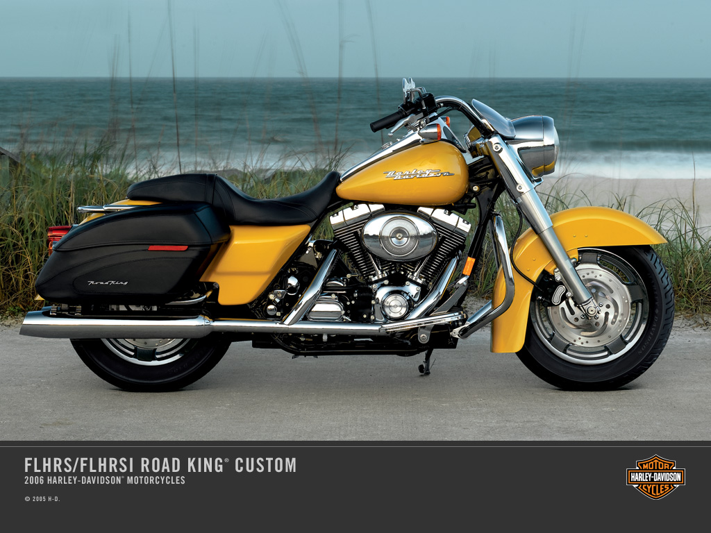 Vehicle Manufacturers In California 2006 Harley Davidson Flhrs I Road King Custom Review Top