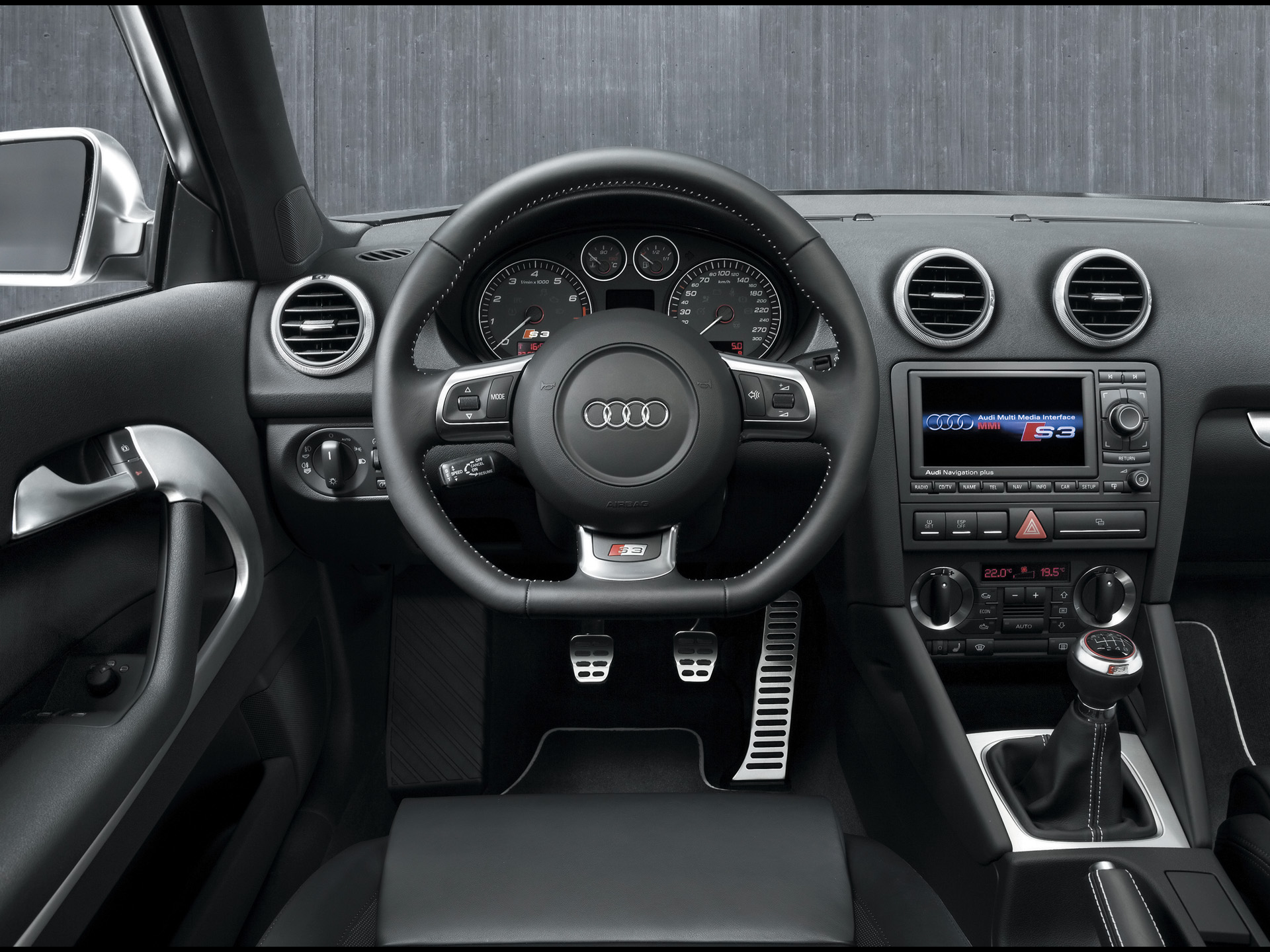 Audi A3 Sportback Interieur 2007 Audi S3 Top Speed