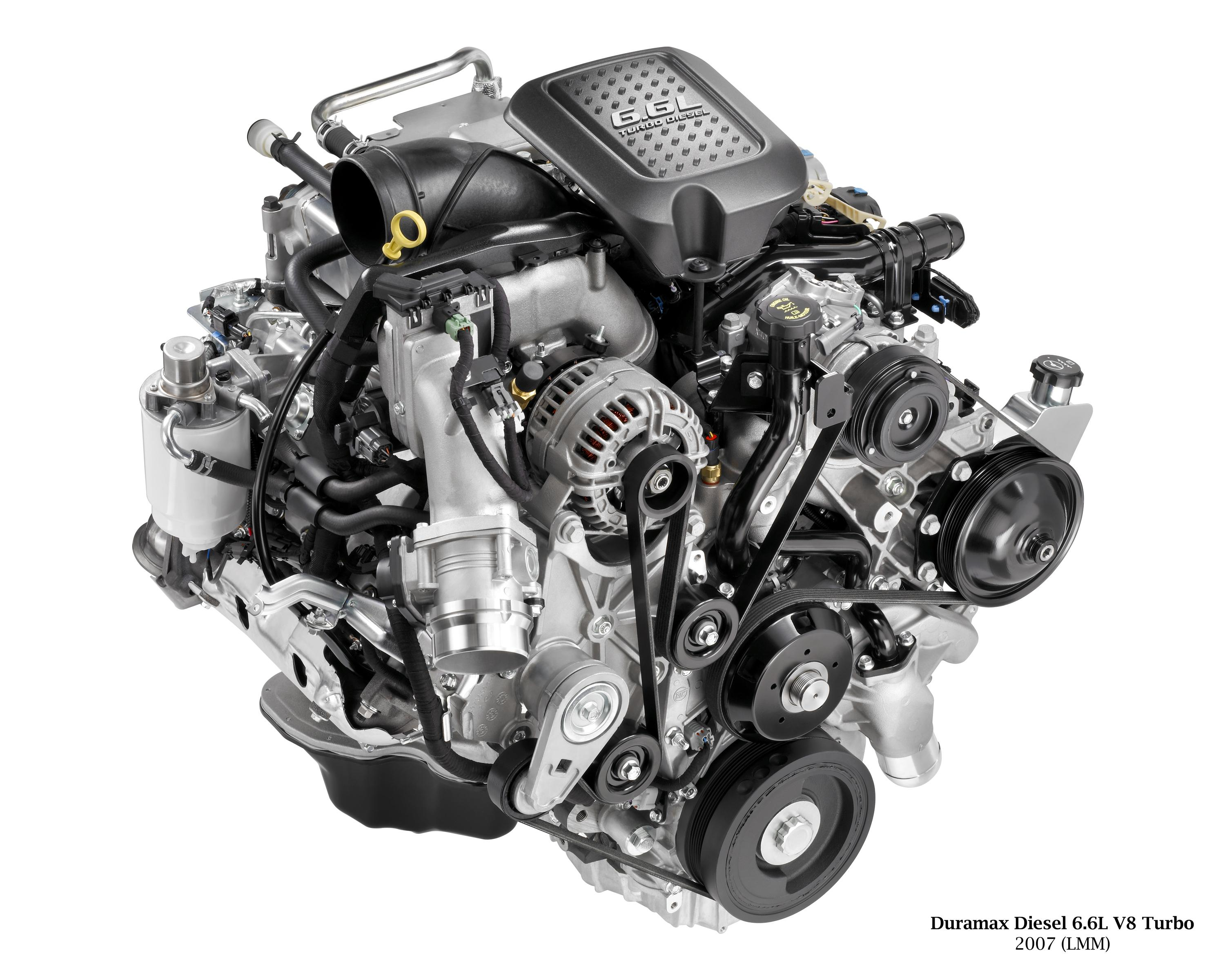 Ford 3 0 Engine Diagrams 2007 Duramax 6 6l V 8 Turbo Diesel From Gm Top Speed