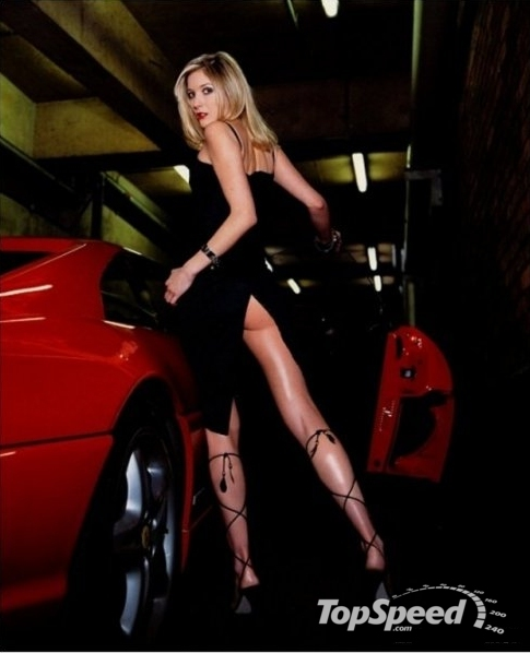 Fast Cars And Girls Wallpaper Ferrari Girls Picture 96391 Car News Top Speed