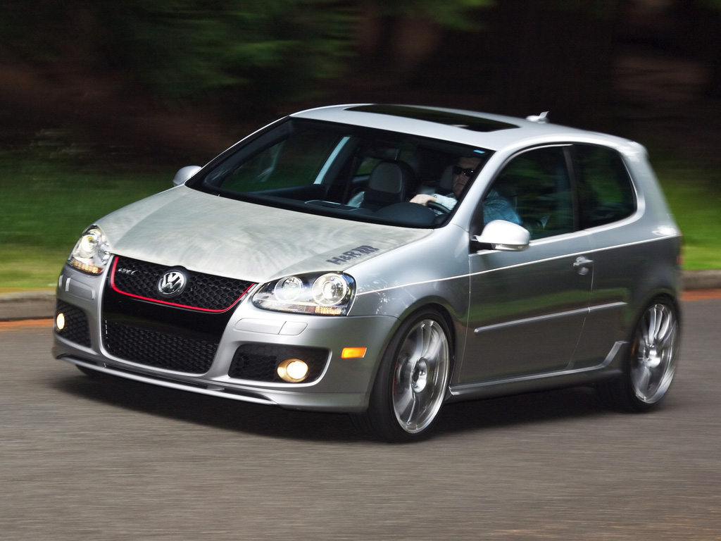 Car Display Wallpaper Vw H Amp R Volkswagen Gti Project Top Speed