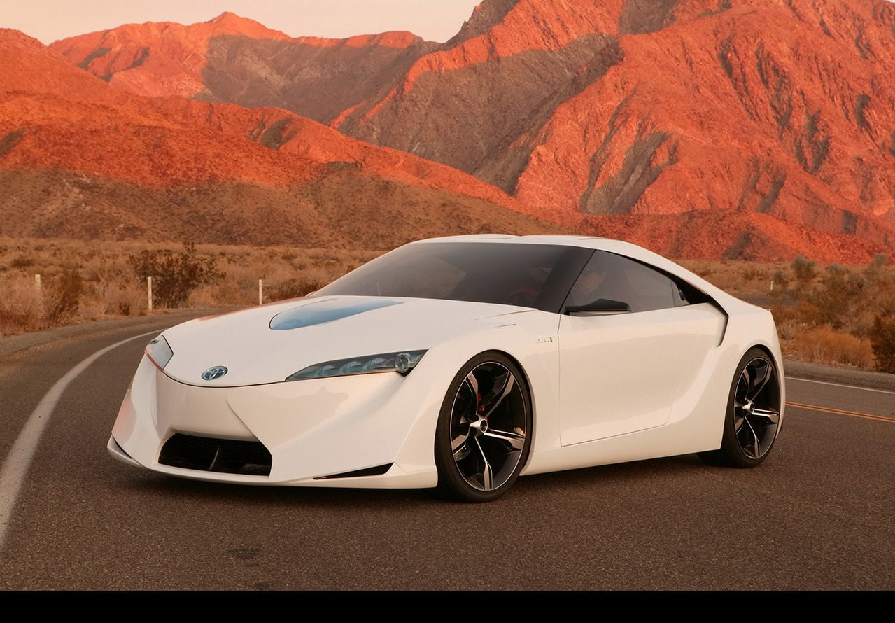 Future Cars 2018 Wallpapers Future Toyota Supra To Be Inspired By The Ft Hs Concept