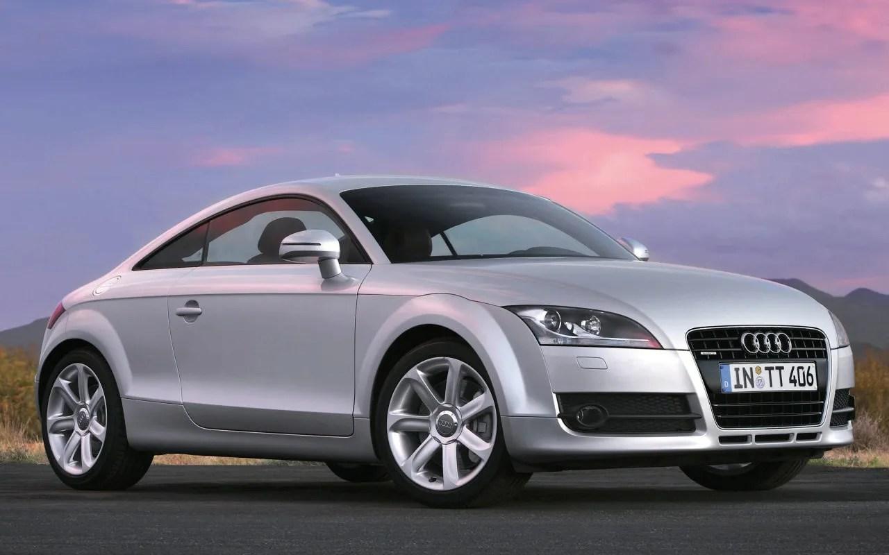 Fastest Car In The World Wallpaper Hd 2008 Audi Tt 1 8 Tfsi Top Speed