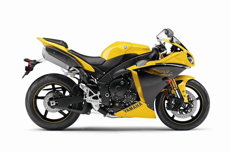 2009 Yamaha YZF-R1 Top Speed