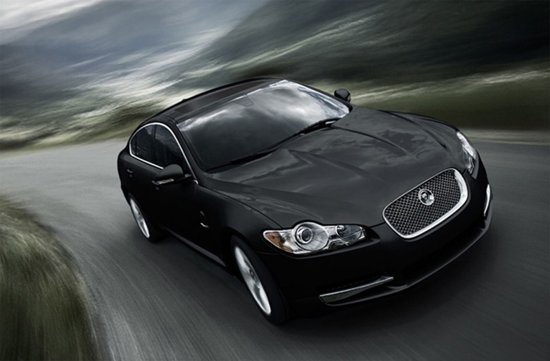 Car Wallpaper Black Background 2010 Jaguar Xf Supercharged Review Top Speed