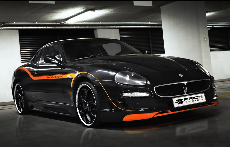 Toy Cars Wallpapers Maserati 4200gt By Prior Design Top Speed