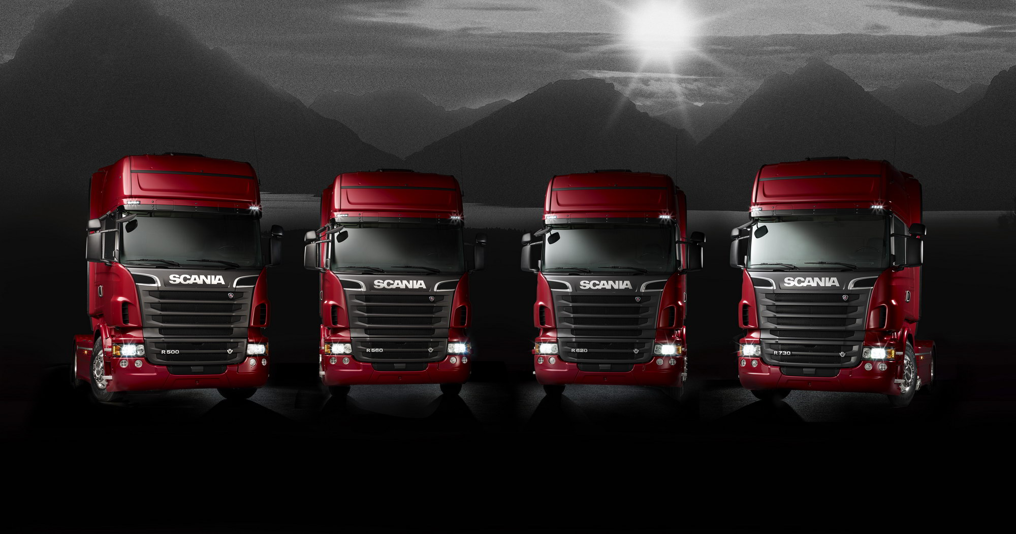 Mahindra And Mahindra Cars Wallpapers Scania V8 Truck Range Pictures Photos Wallpapers Top