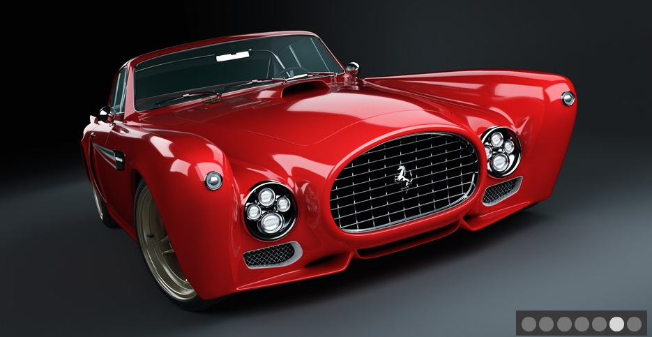 All Car Logo Wallpaper Download 2011 Ferrari 340 Mexico Berlinetta By Gwa Tuning Review