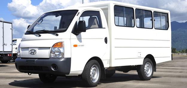Commercial Vehicle Manufacturers Reviews 2006 Hyundai H100 Gallery 451246 Top Speed