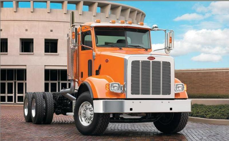 Commercial Vehicle Manufacturers Reviews 2007 Peterbilt 365 Gallery 446418 Top Speed