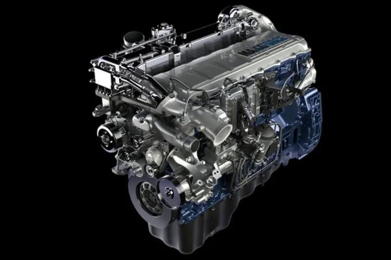2011 Peterbilt 587 Top Speed