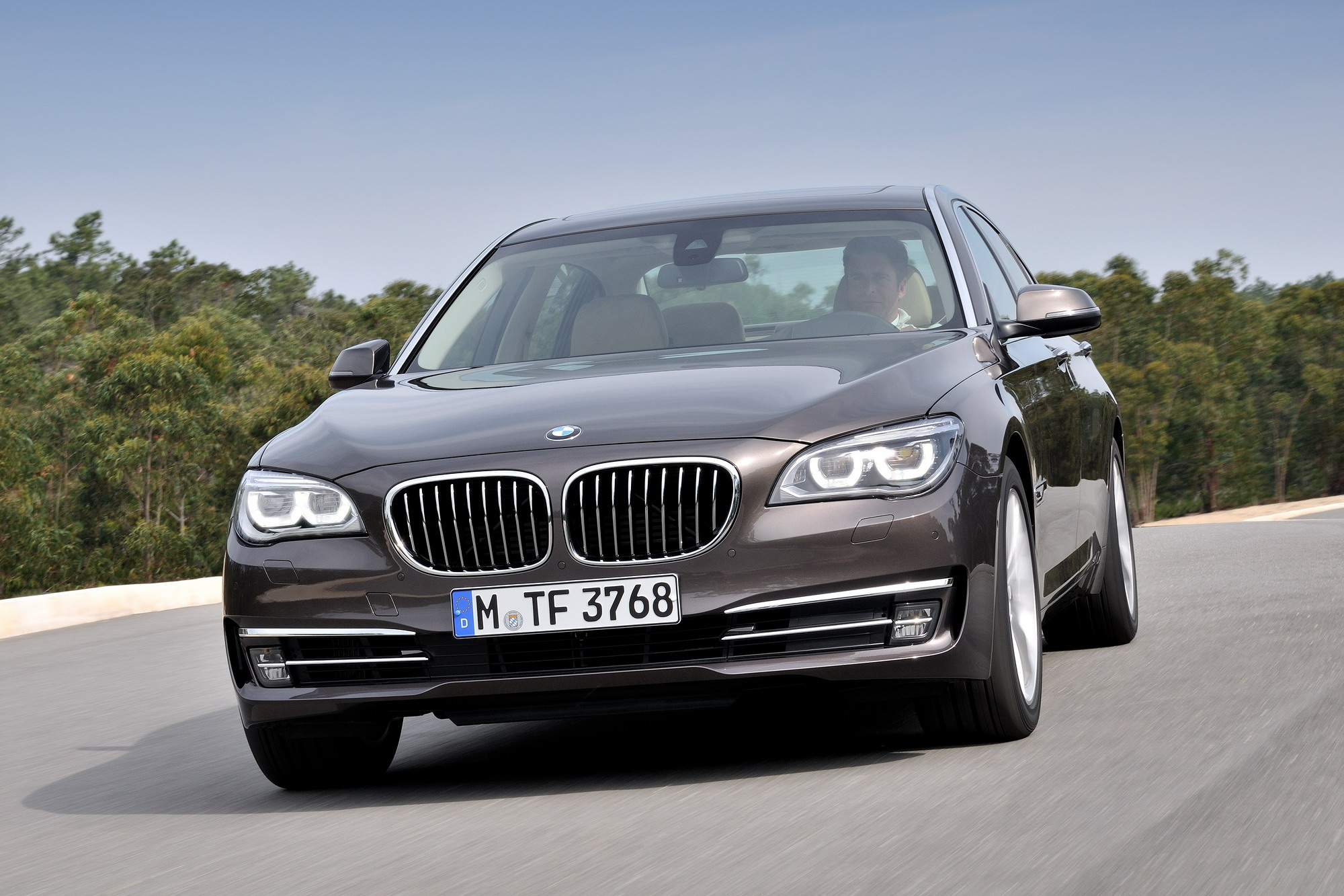 7 Serie 2013 Bmw 7 Series V12 Bi Turbo Special Edition Top Speed