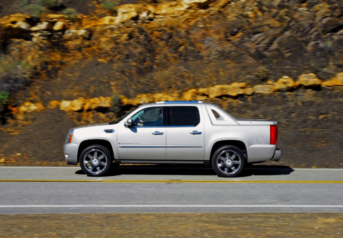 Commercial Vehicle Manufacturers Reviews 2007 Cadillac Escalade Ext Review Top Speed