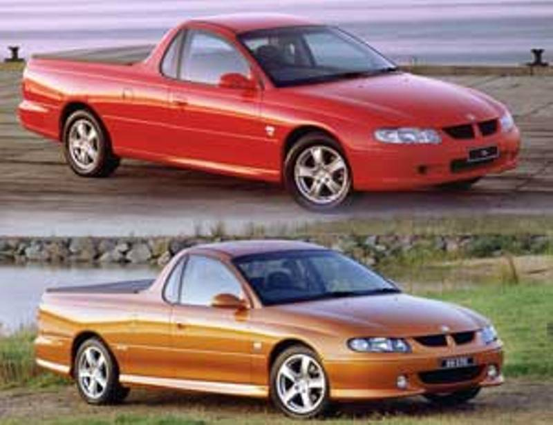 Commercial Vehicle Manufacturers Reviews 2000 Holden Commodore Vu Ute Gallery 471089 Top Speed