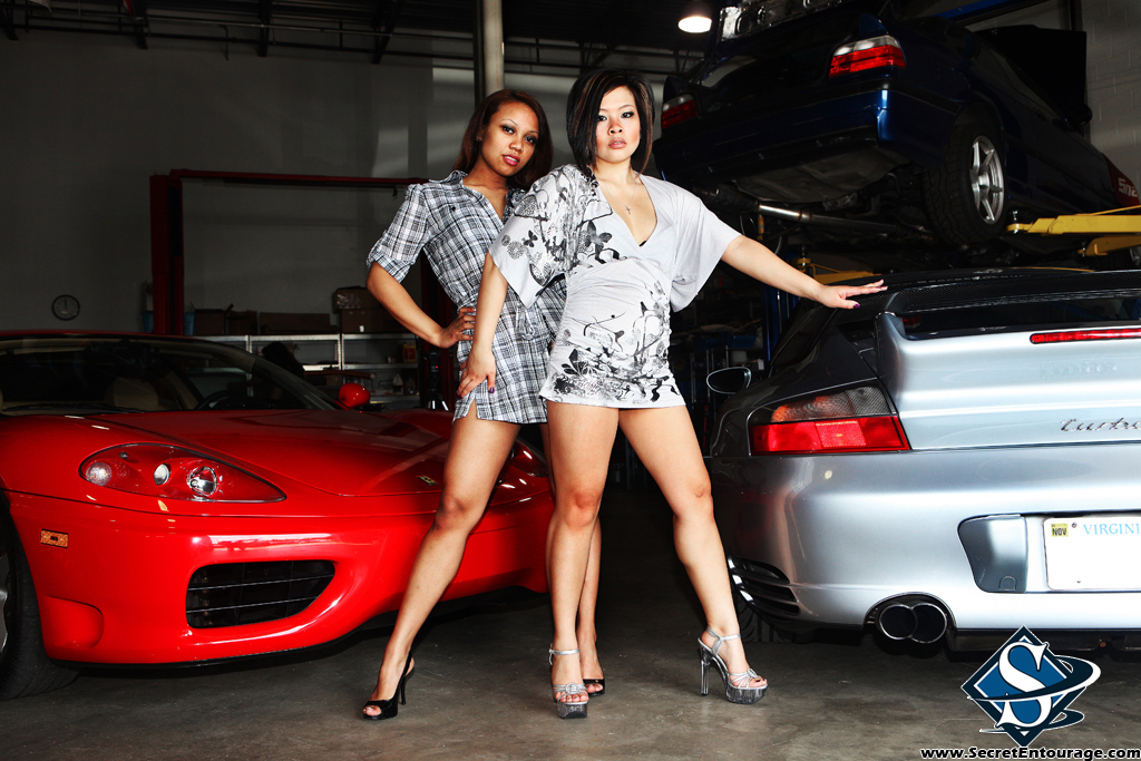 World Best Car Wallpaper Hd Sexy Model Crystal Gets Her Start With Exotics Galore