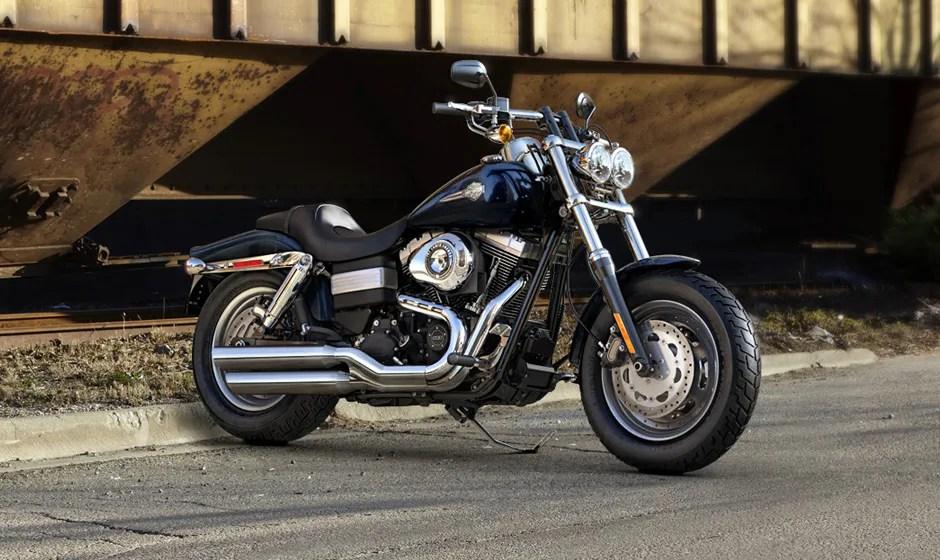 2013 Harley-Davidson Dyna Fat Bob - International Version Top Speed