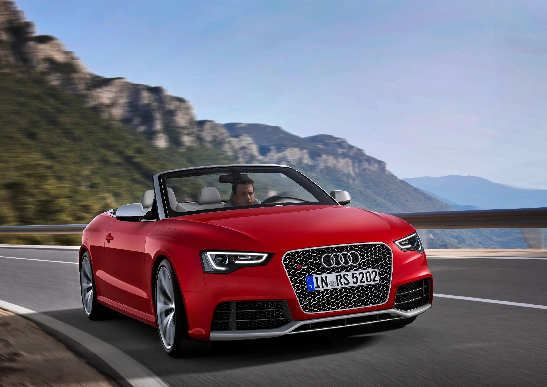 Car Display Wallpaper Vw 2013 Audi Rs5 Cabriolet Top Speed