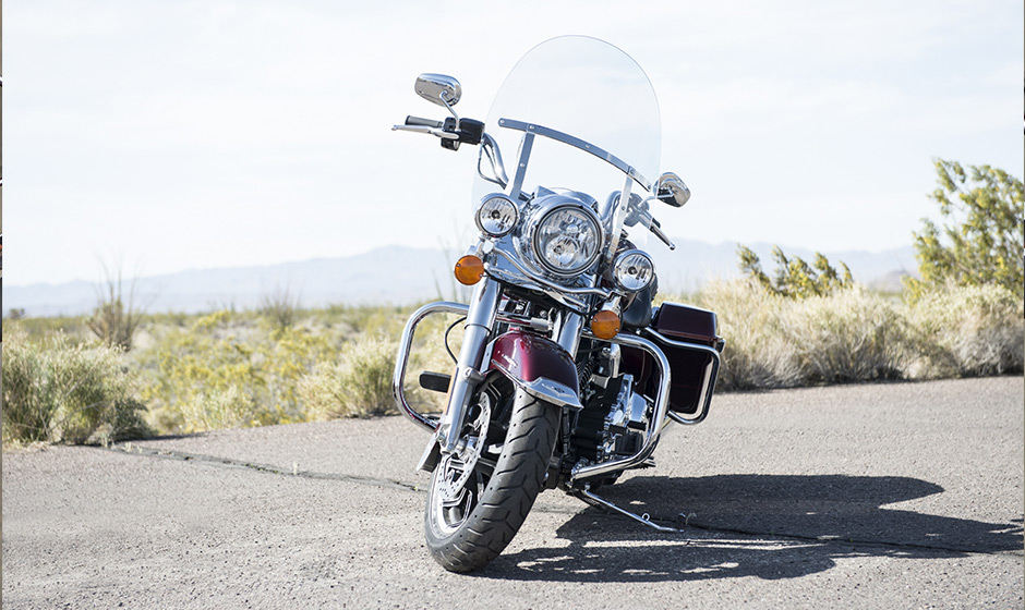 2014 Harley Davidson Road King Top Speed
