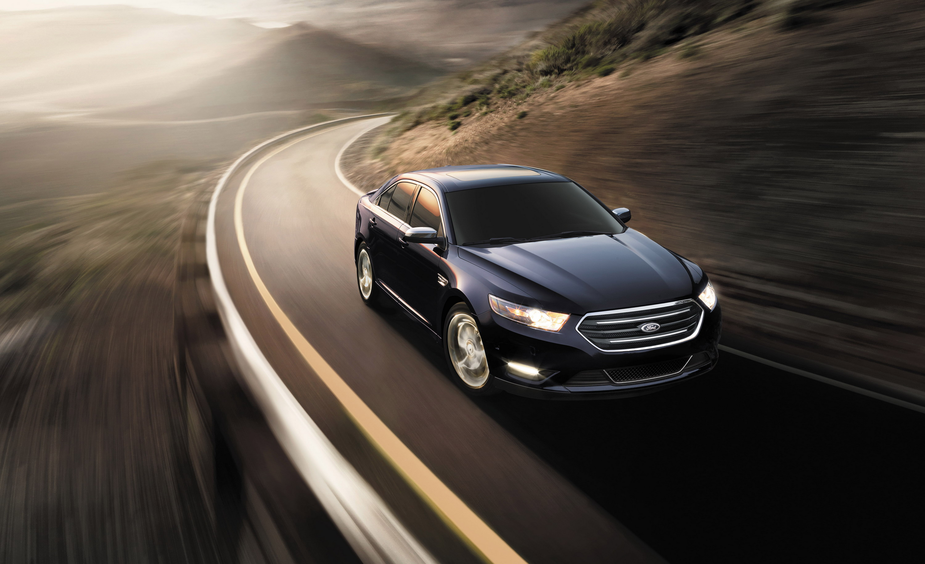Car Legacy Wallpaper Ford To Kill Off The Fiesta And Taurus In The U S For