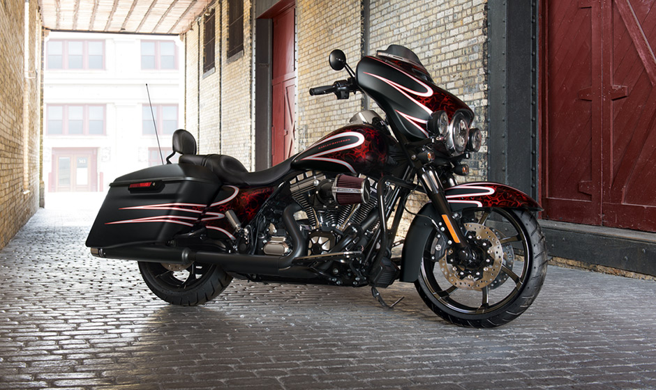 2015 - 2016 Harley-Davidson Street Glide / Street Glide Special