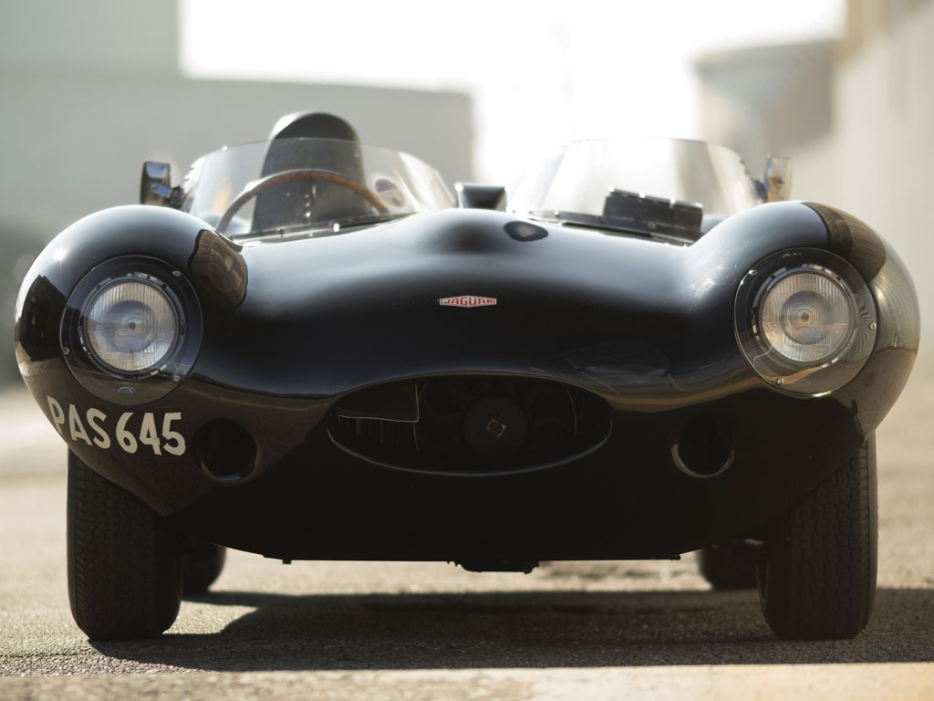 Jaguar Xj13 Blueprint 1955 Jaguar D Type Auctioned Top Speed