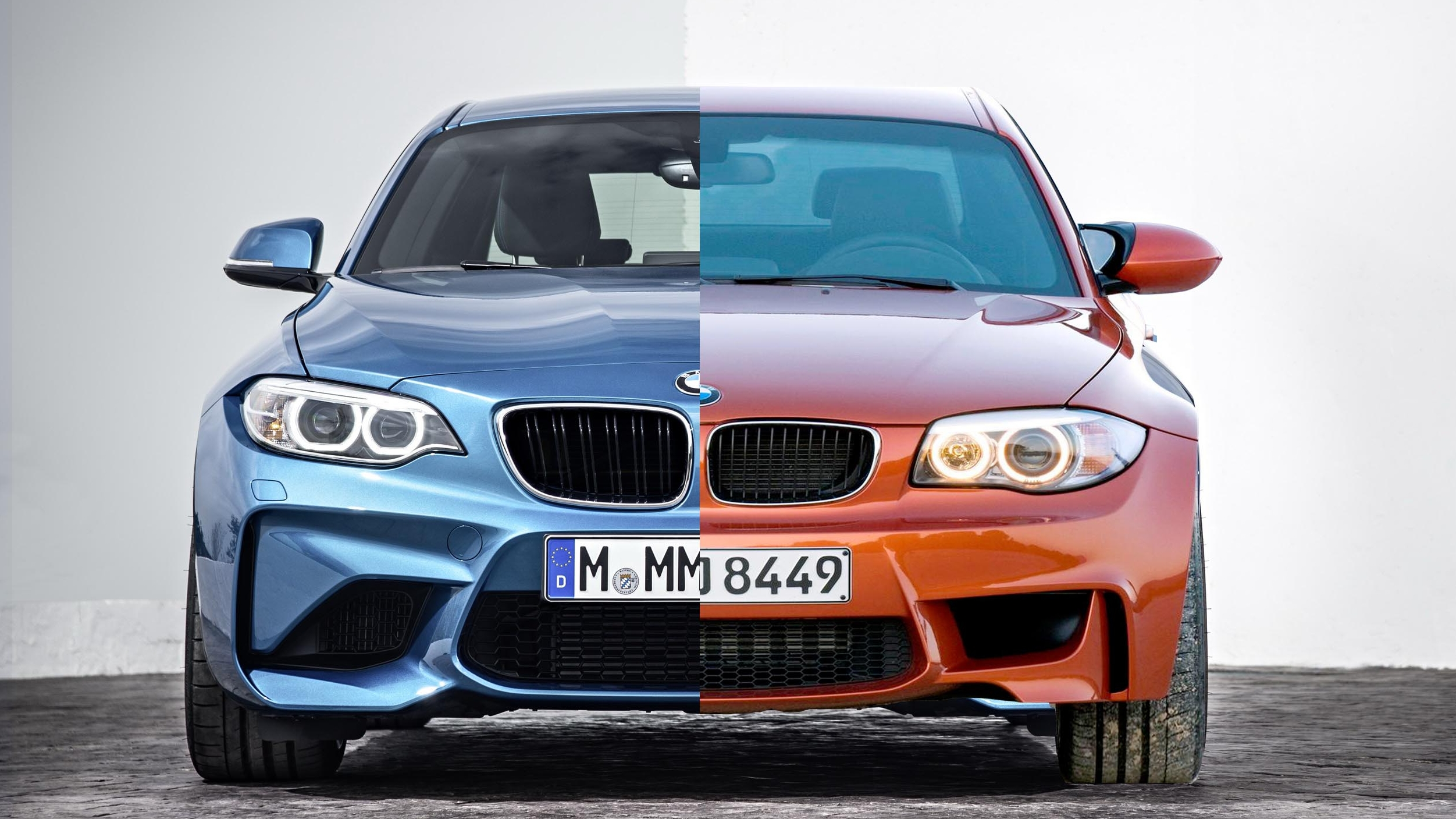 Bmw M2 Top Speed Bmw M2 Vs 1m Coupe Top Speed