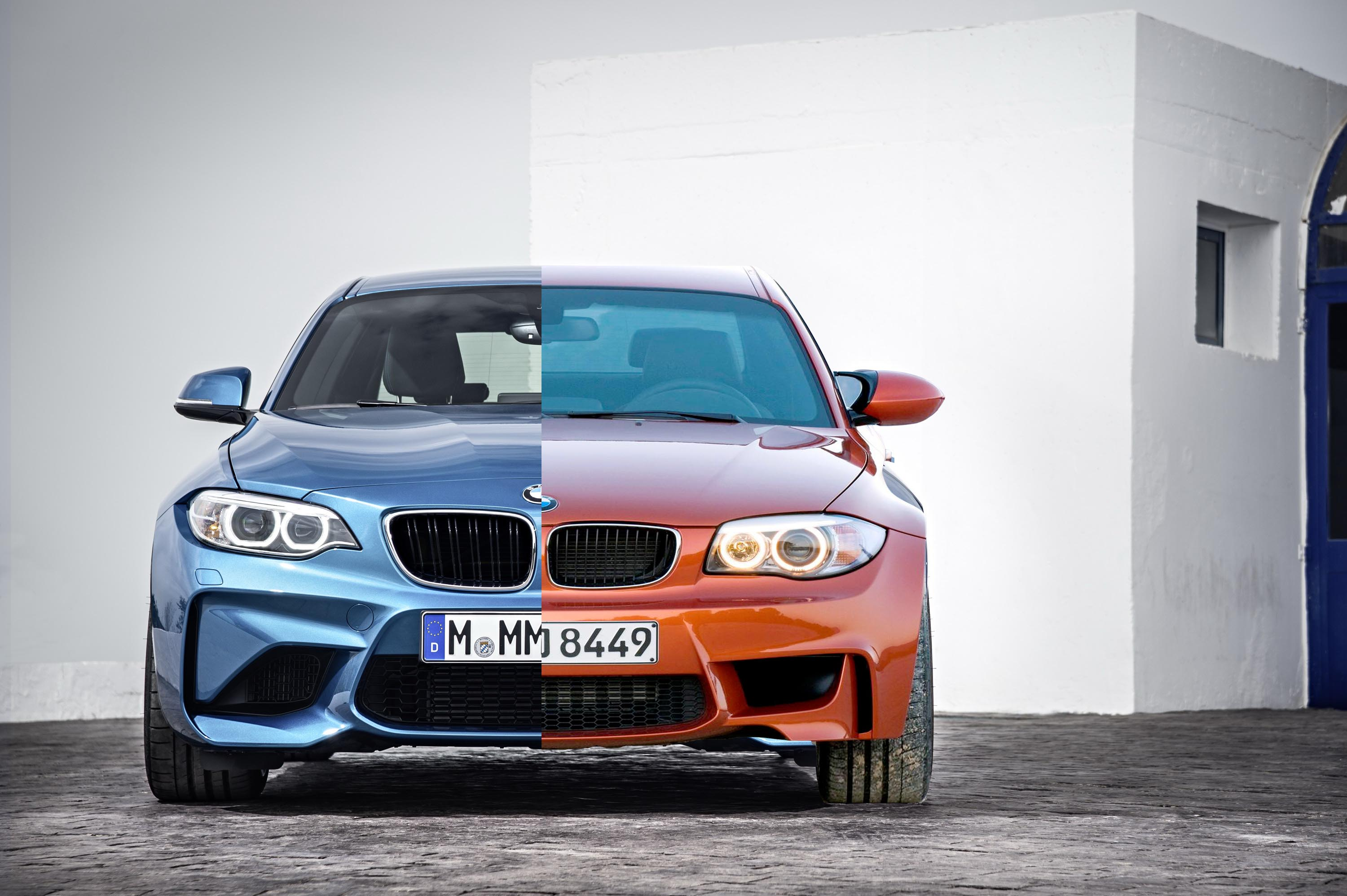Bmw M2 Top Speed Bmw M2 Vs 1m Coupe Gallery 650793 Top Speed