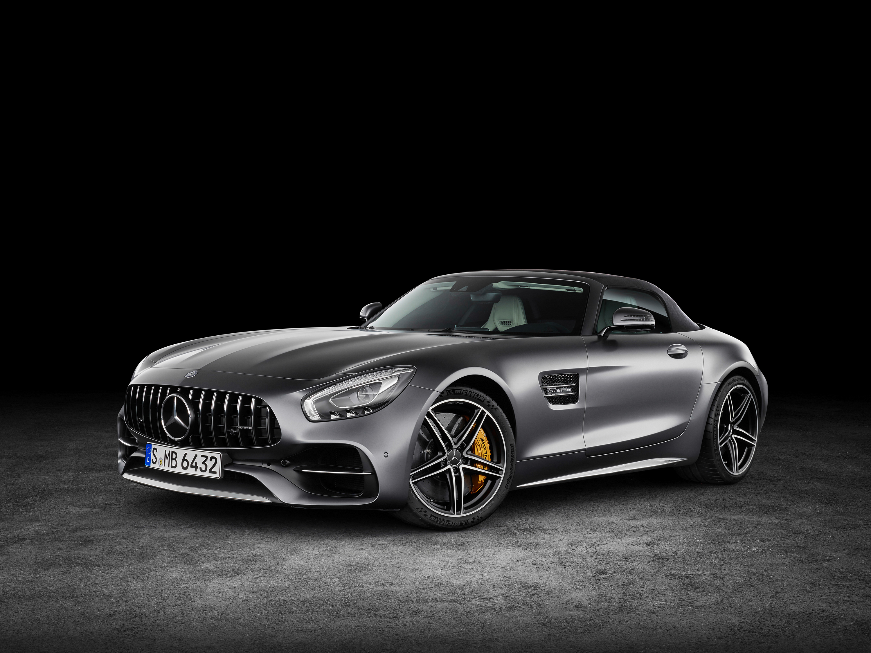 Mercedes Amg Gt C Roadster 2017 2018 Mercedes Amg Gt C Roadster Top Speed