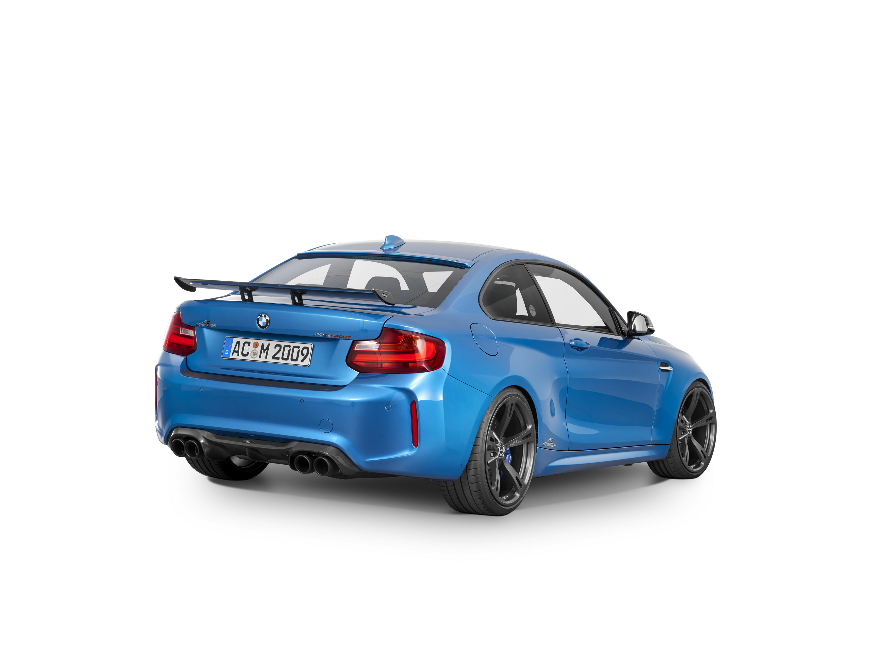 Bmw M2 Top Speed 2016 Bmw M2 By Ac Schnitzer Gallery 693454 Top Speed