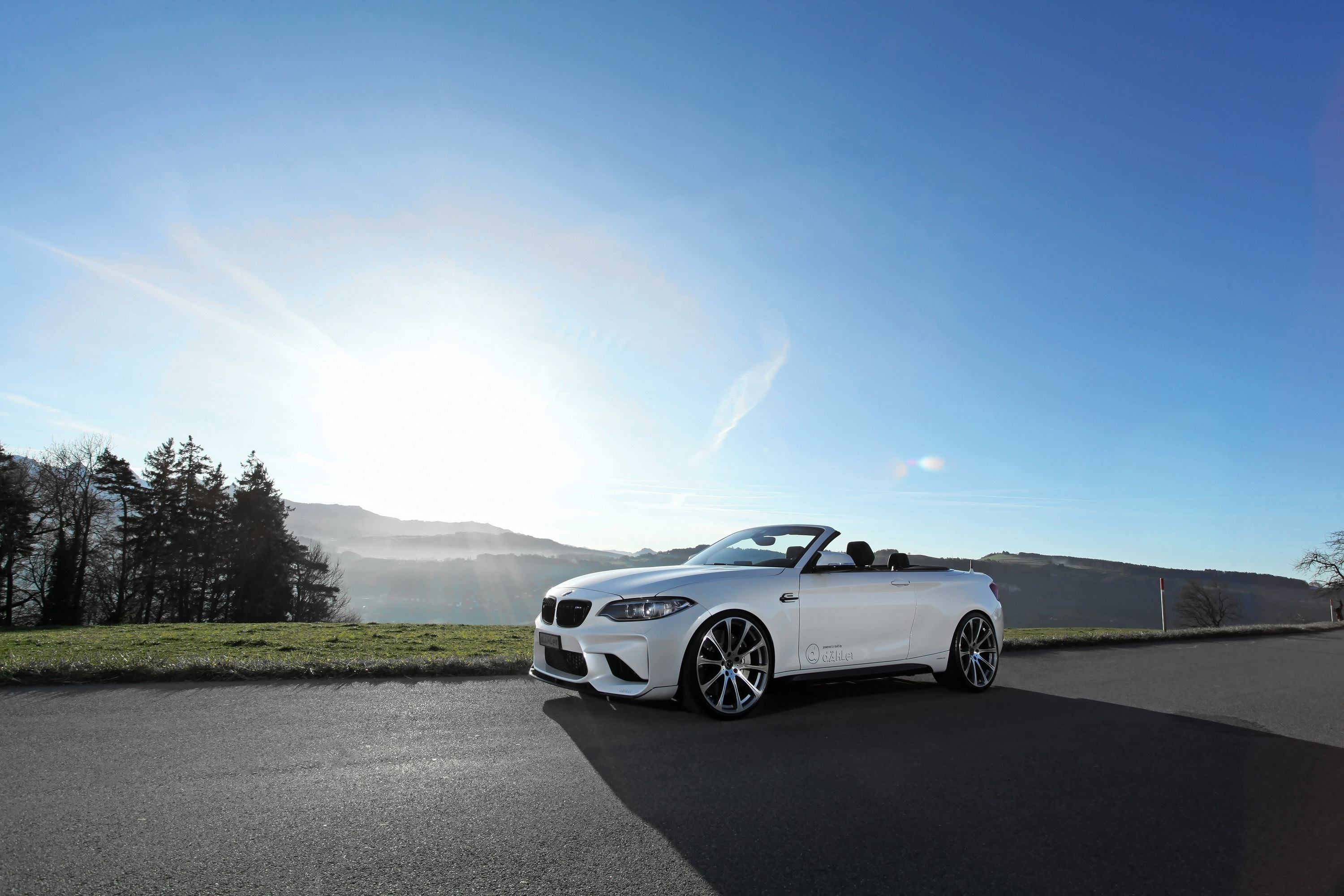 Bmw M2 Top Speed 2017 Bmw M2 Convertible By Dähler Design And Technik Gmbh