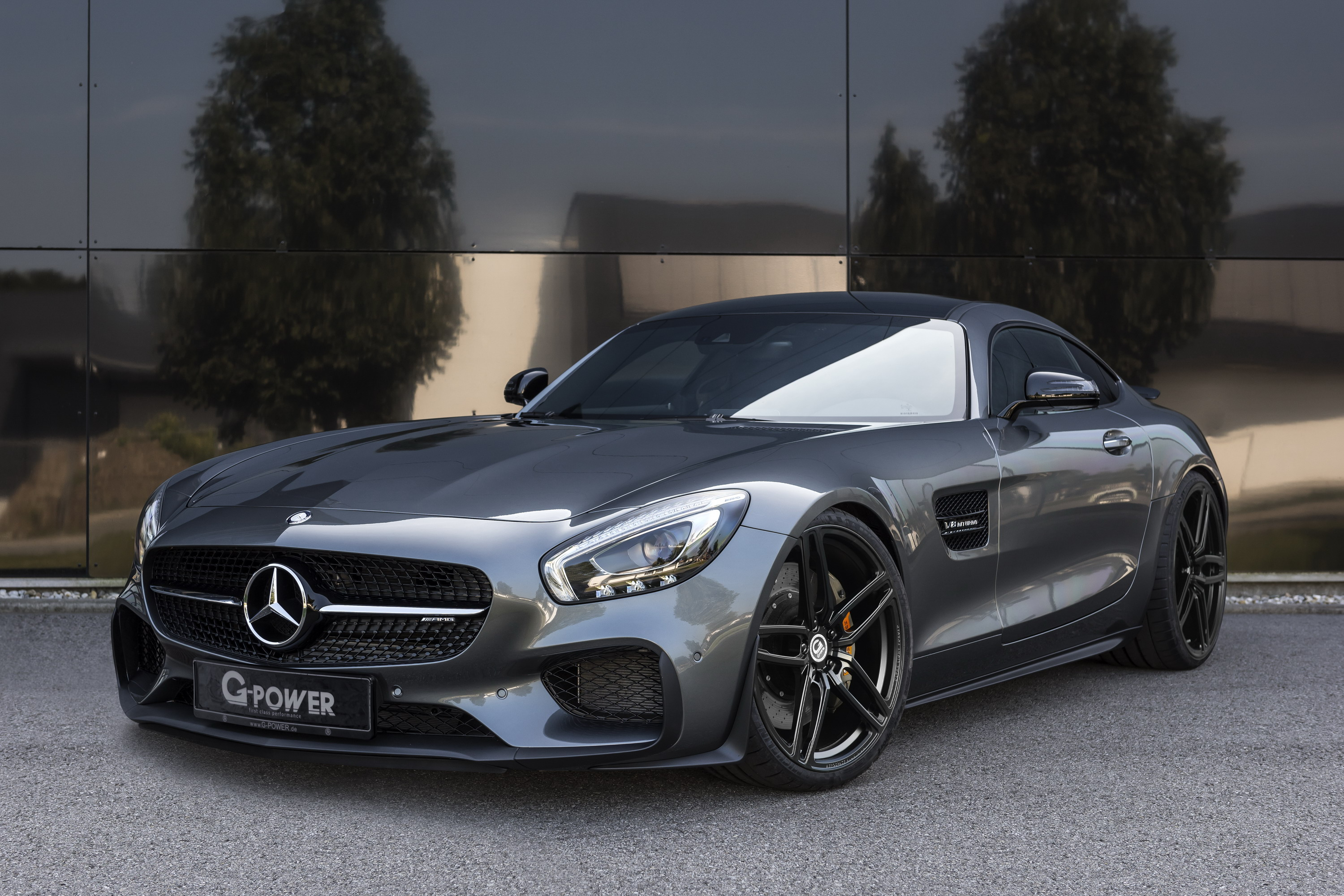 Mercedes Amg 2017 Mercedes Amg Gt By G Power Top Speed