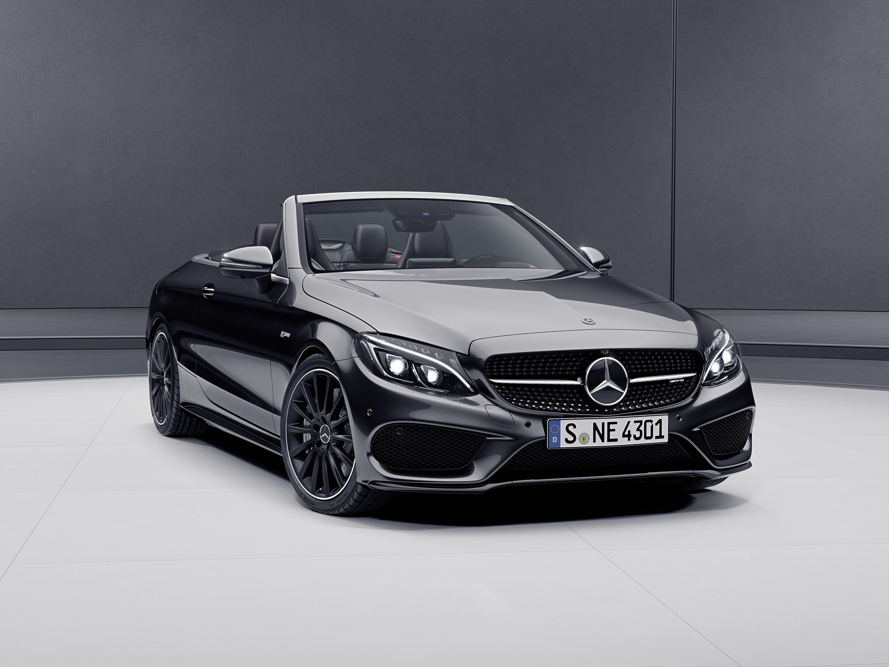 Mercedes Amg Gt C Roadster 2017 2017 Mercedes Amg Gt C Roadster Edition 50 Top Speed