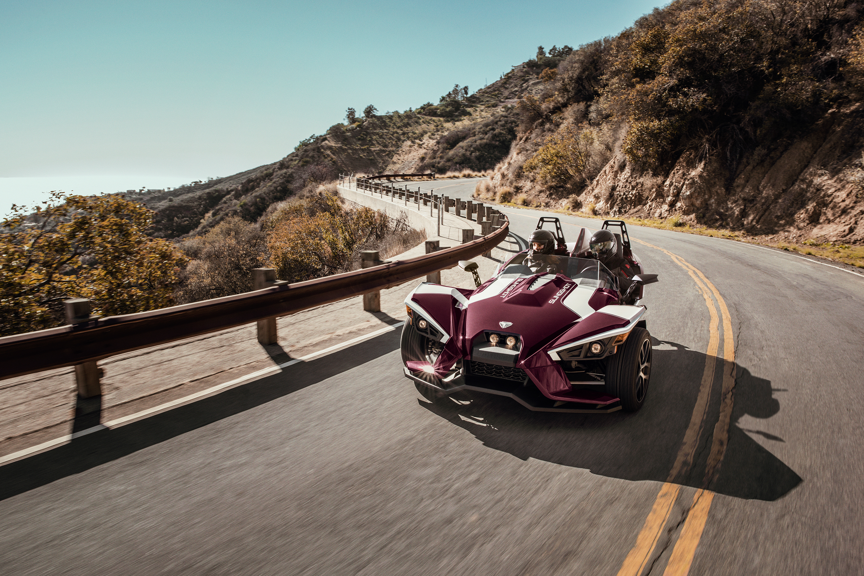 Audi Sports Car Wallpaper Download Polaris Slingshot Sl Limited Edition Midnight Cherry