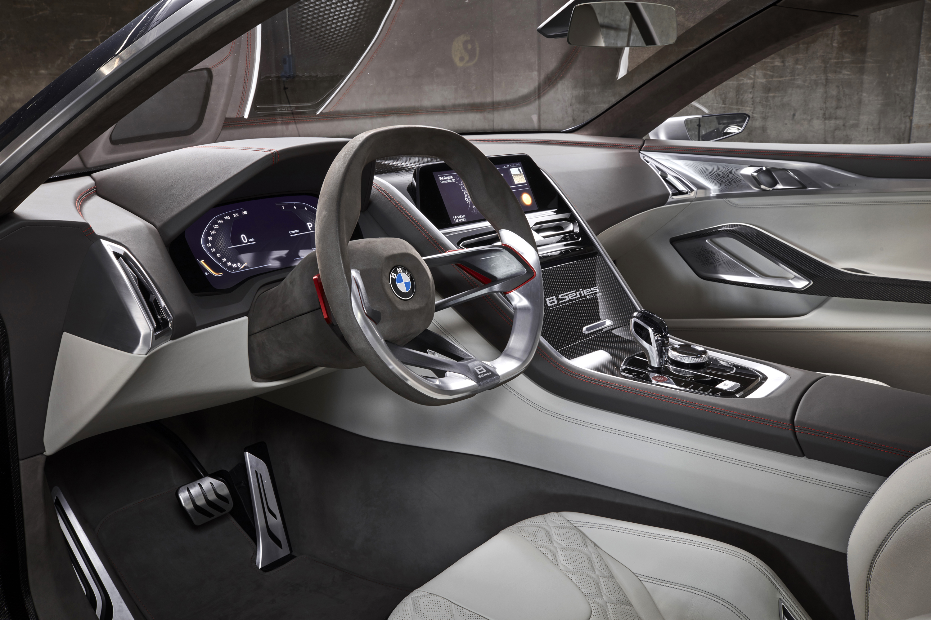 Interieur X6 Bmw 2018 Bmw Concept M8 Gran Coupe Top Speed