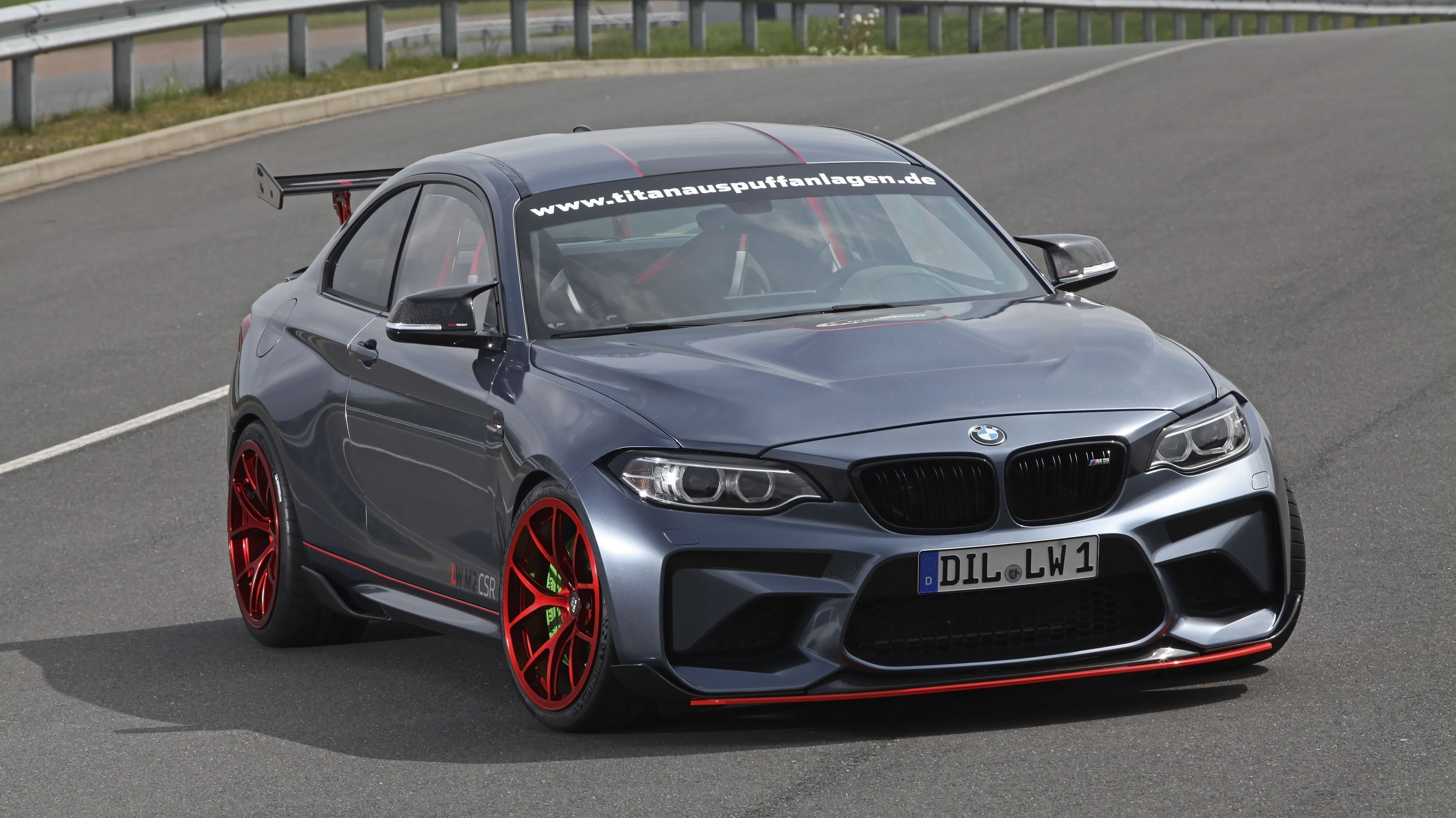 Bmw M2 Top Speed 2017 Bmw M2 Csr By Lightweight Performance Pictures