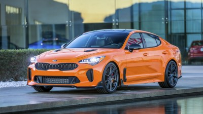 2018 Kia Stinger GT Federation Pictures, Photos, Wallpapers. | Top Speed