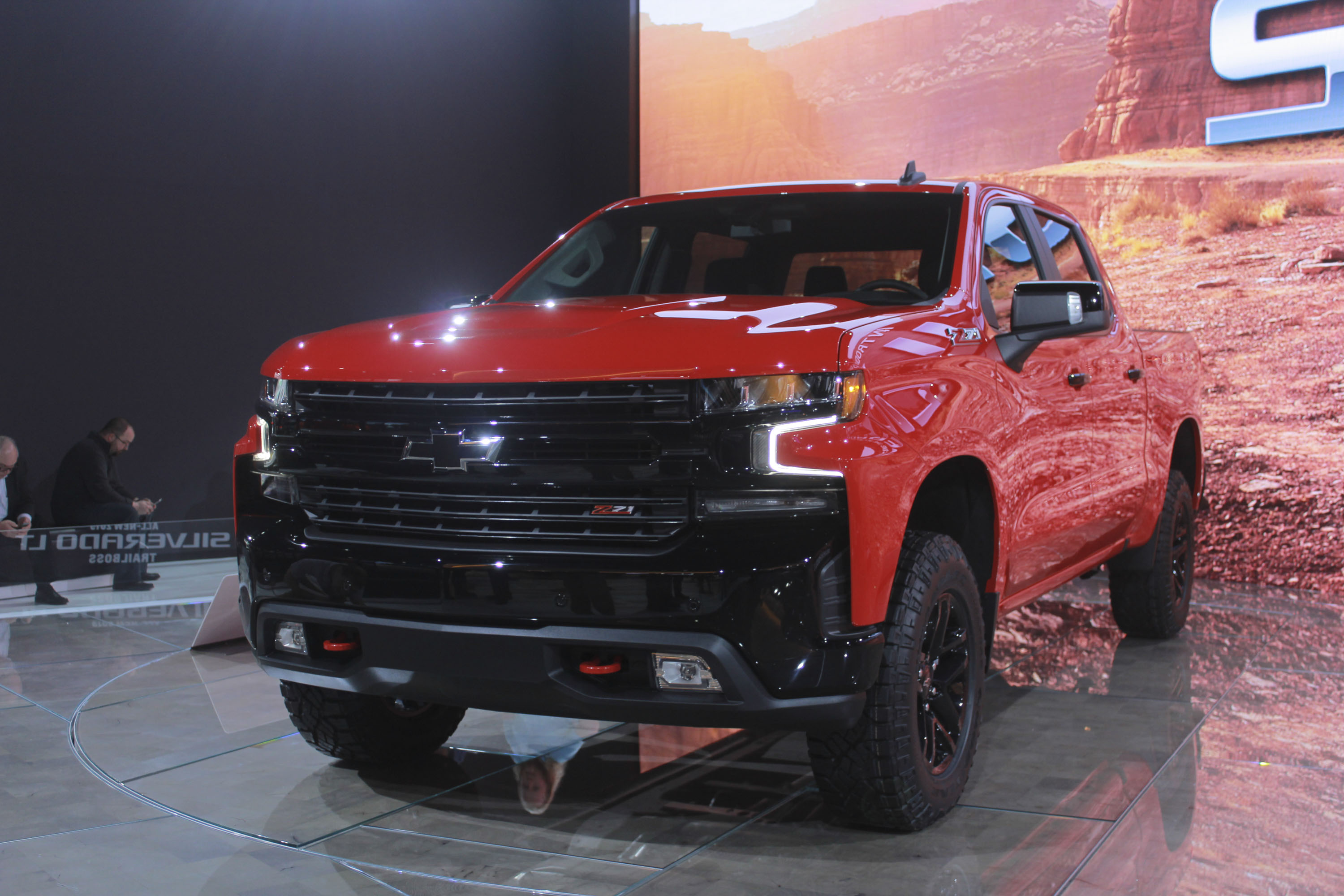 Full Frame Half Frame 2019 Chevrolet Silverado Top Speed