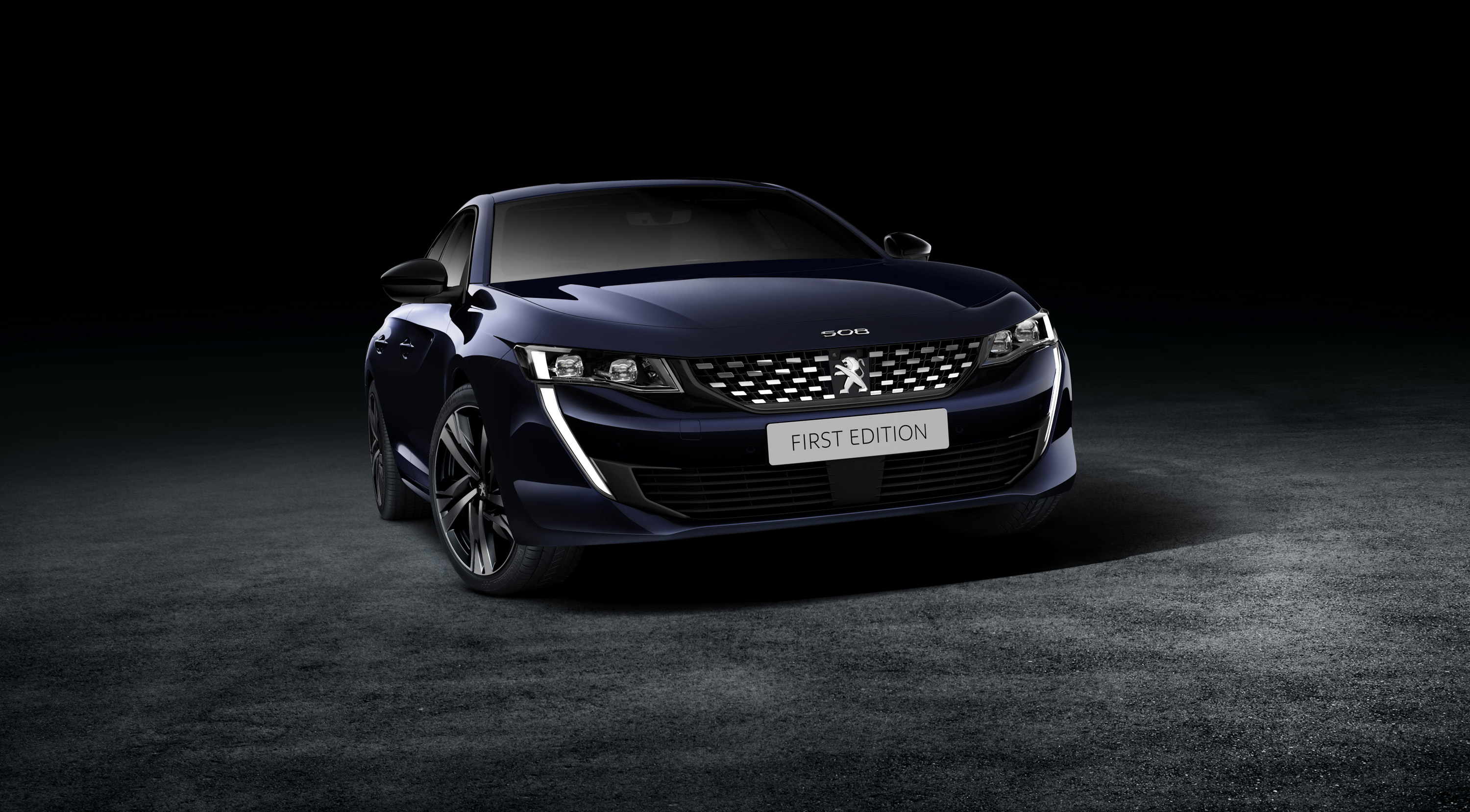 Peugeot First Car Peugeot 508 First Edition Shows Its Teeth In Geneva Sets