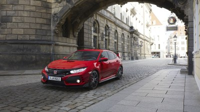 Wallpaper Of The Day: 2017 Honda Civic Type R Pictures, Photos, Wallpapers. | Top Speed