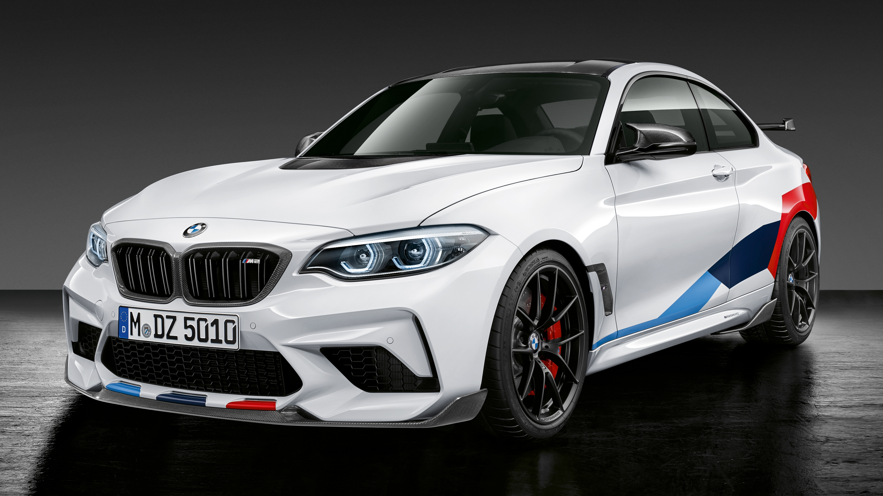 Bmw M2 Top Speed Bmw M2 Competition Gets M Performance Parts Top Speed