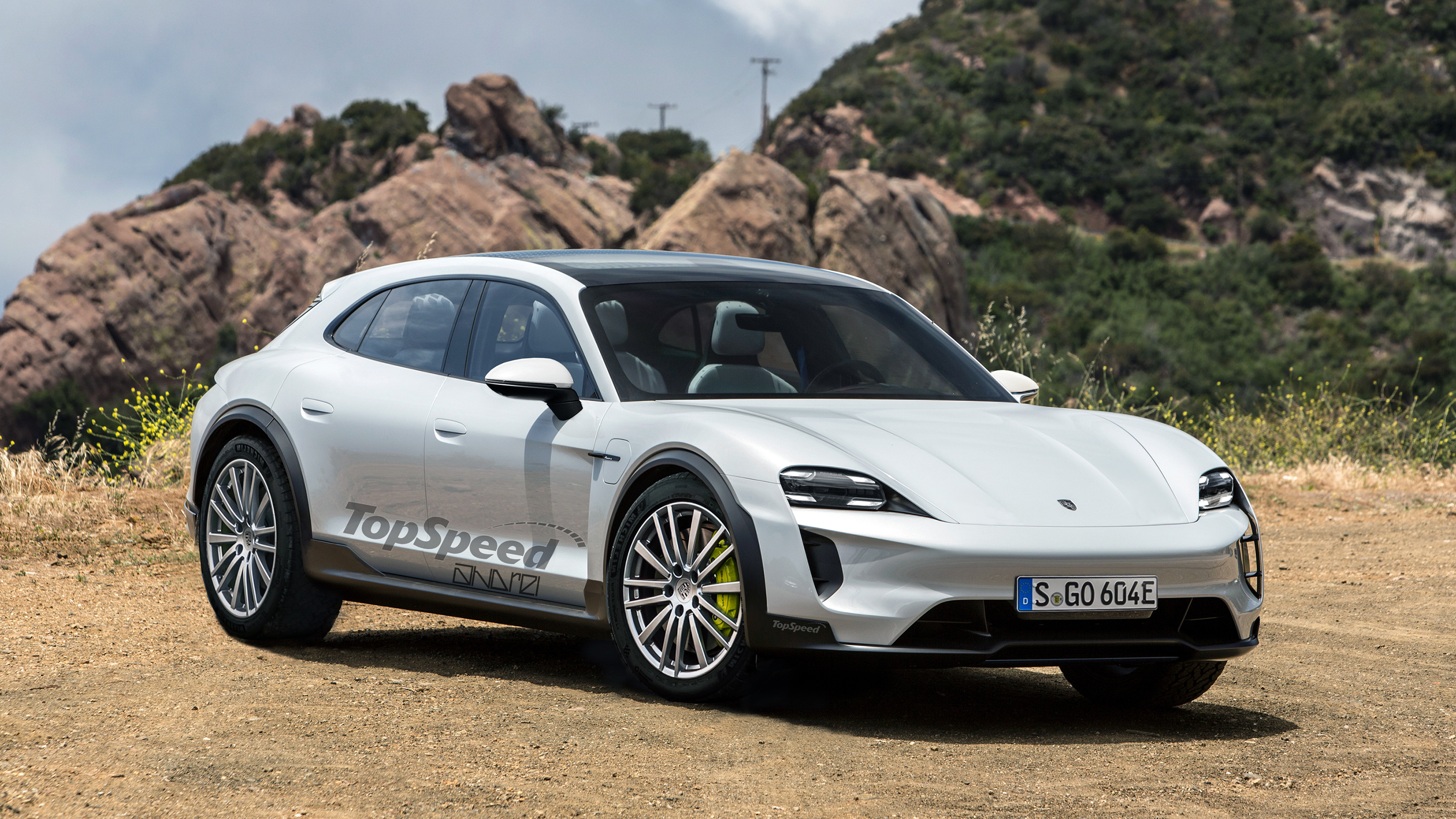 Cuv Car 2020 Porsche Taycan Cuv Top Speed